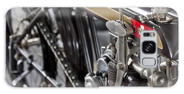 Condor Galaxy S8 Case - 1923 Condor Motorcycle by Jill Reger