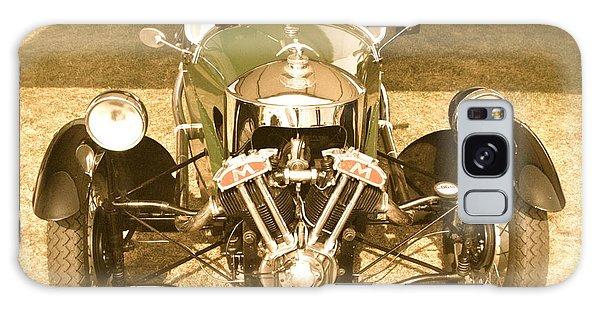 1930s Three Wheel Morgan Galaxy Case by John Colley