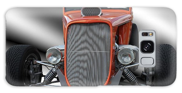 1933 Ford Roadster - Hotrod Version Of Scream Galaxy Case by Betty Northcutt