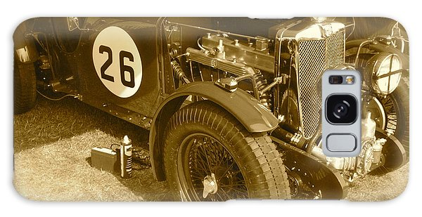 1934 Mg N-type Galaxy Case by John Colley