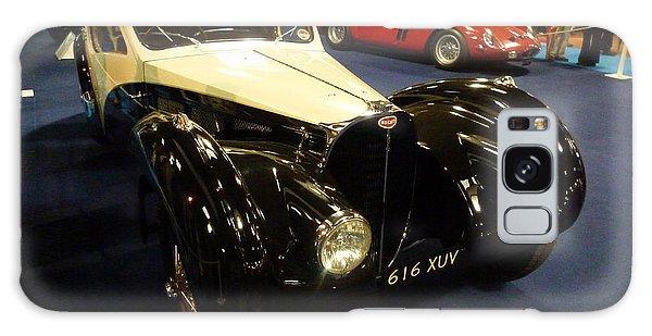 1937 Bugatti Type S7sc Altalante Galaxy Case by John Colley