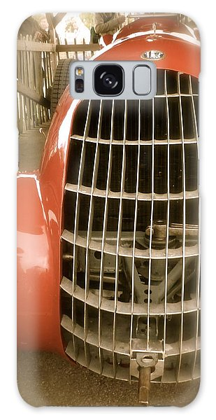 1938 Alfa Romeo 308c Front Grill Galaxy Case by John Colley