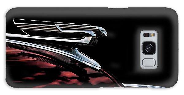 Automobile Galaxy Case - 1940 Chevy Hood Ornament Take 2 by Douglas Pittman