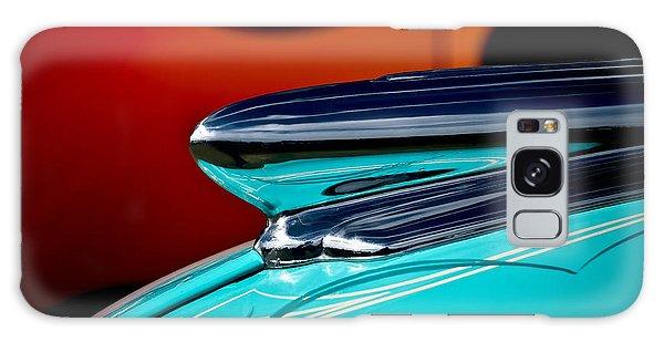 Automobile Galaxy Case - 1948 Chevy Hood Ornament by Douglas Pittman