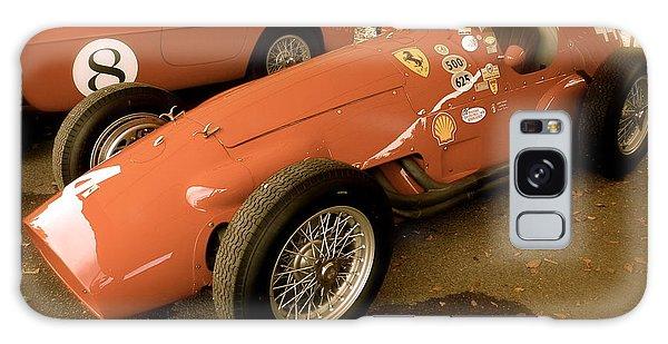 1952 Ferrari 500 625 Galaxy Case by John Colley