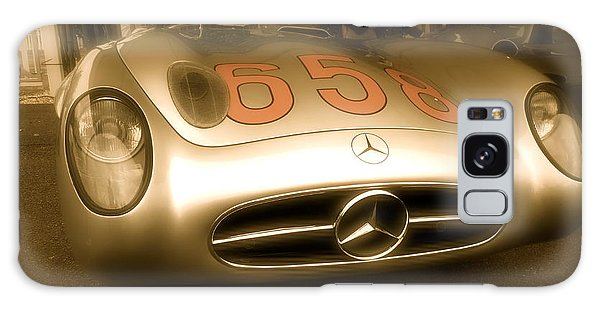 1955 Mercedes Benz 300slr Fangio Galaxy Case by John Colley