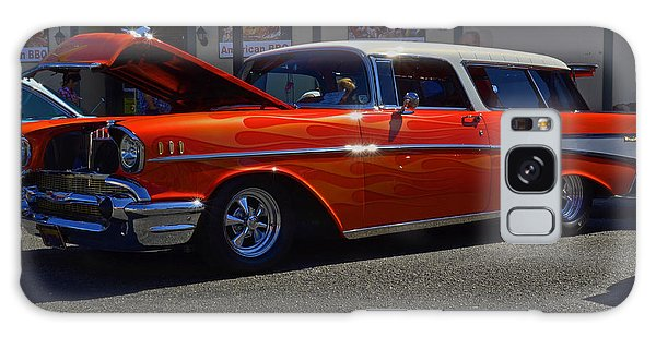 1957 Belair Wagon Galaxy Case