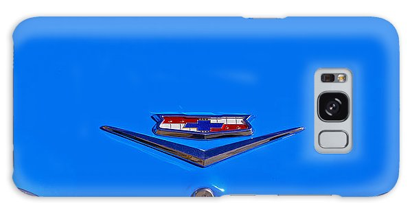 1960 Chevy Bel Air Trunk Emblem Galaxy Case