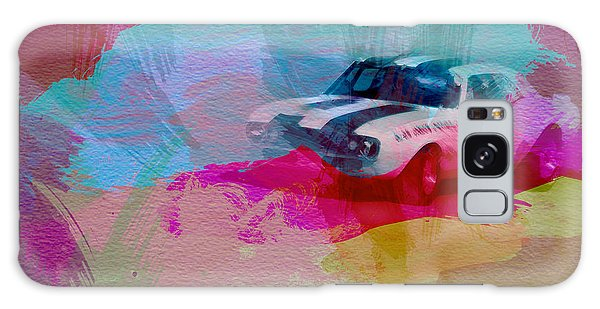 Automobile Galaxy Case - 1968 Chevy Camaro by Naxart Studio