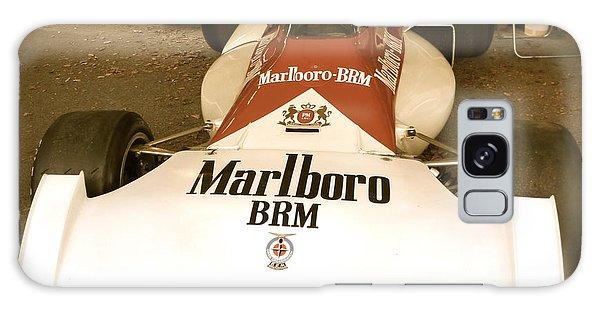 1971 Brm P160 Formula 1 Grand Prix Car Galaxy Case by John Colley