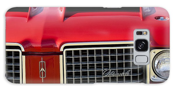 1972 Galaxy Case - 1972 Oldsmobile Grille by Jill Reger