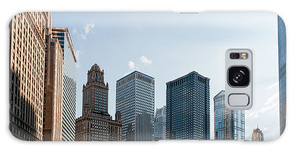 Chicago City Center Galaxy Case