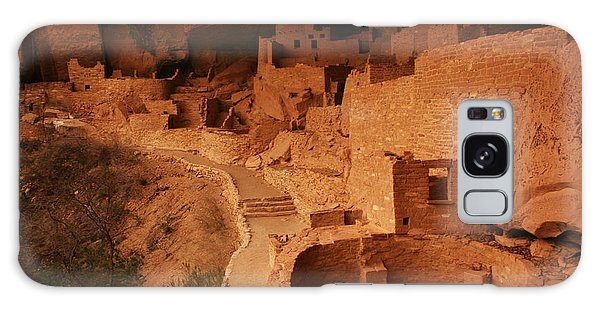 Cliff Palace Mesa Verde National Park Galaxy Case