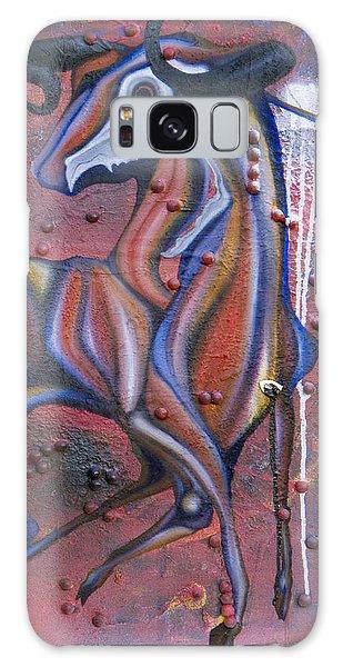 False Flags II Galaxy Case by Sheridan Furrer