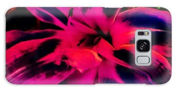 Summer Galaxy Case - Flower by Katie Williams