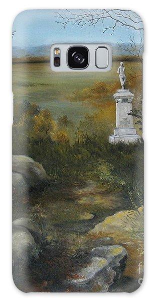 Gettysburg Monument Galaxy Case
