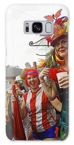 Mardi Gras Day In New Orleans Galaxy Case