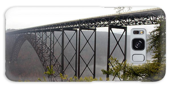 New River Gorge Bridge Galaxy Case