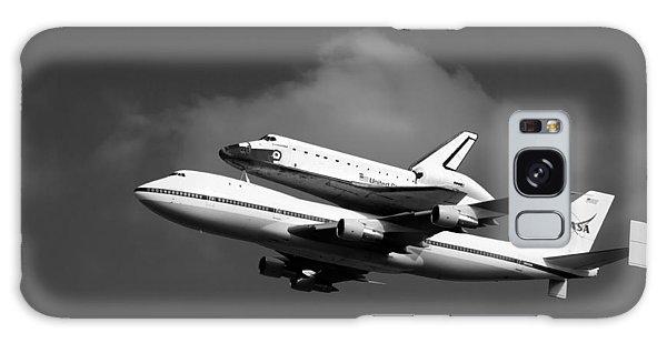 Shuttle Endeavour Galaxy Case