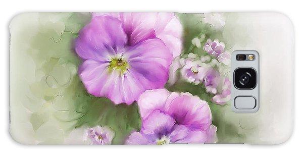 Viola Galaxy Case by Bonnie Willis