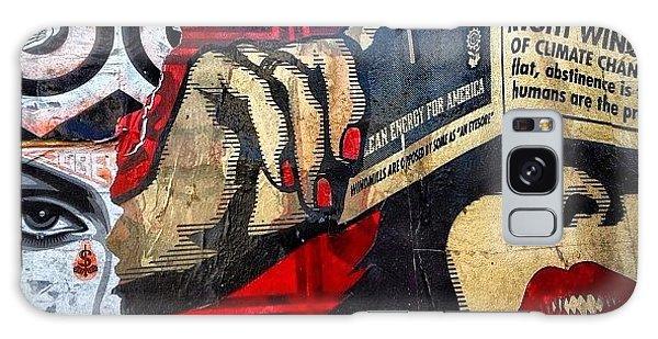 Political Galaxy Case - Wynwood - Miami by Joel Lopez
