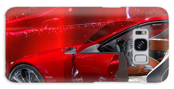 2013 Lexus L F - L C Galaxy Case by Randy J Heath