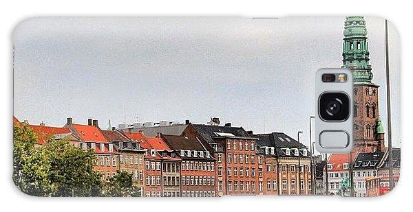 House Galaxy Case - Copenhagen by Luisa Azzolini