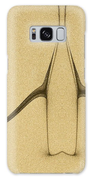 Art Abstract Galaxy Case by Odon Czintos