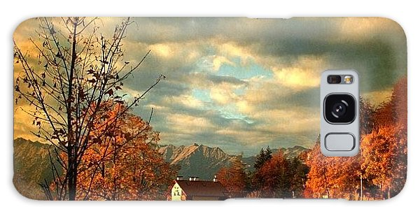 Beautiful Galaxy Case - Autumn In South Tyrol by Luisa Azzolini