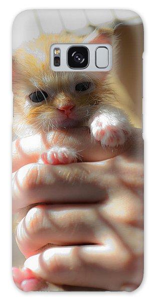 Kitty Galaxy Case
