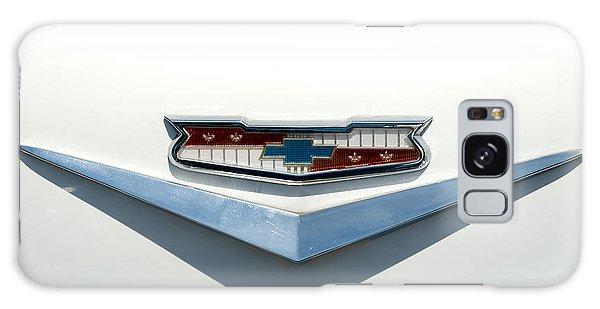 57 Chevy Emblem Galaxy Case