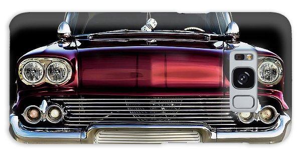 Chrome Galaxy Case - '58 Impala Custom by Douglas Pittman