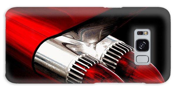 Chrome Galaxy Case - '59 Caddy Tailfin by Douglas Pittman