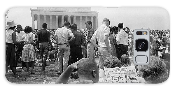 March On Washington Galaxy Case - March On Washington, 1963 by Granger