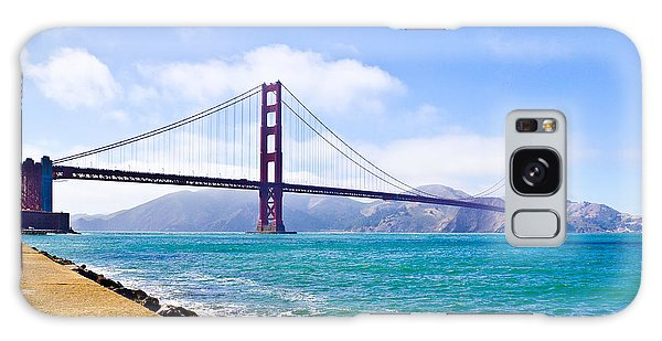 75 Years - Golden Gate - San Francisco Galaxy Case