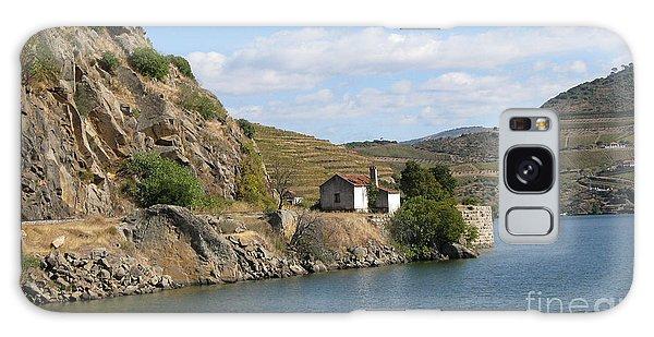 Douro River Valley Galaxy Case
