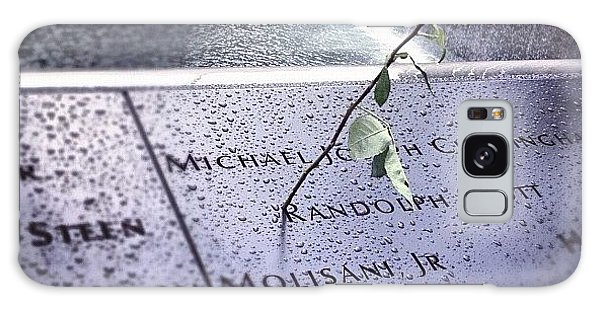 Summer Galaxy Case - 9/11 Memorial by Randy Lemoine