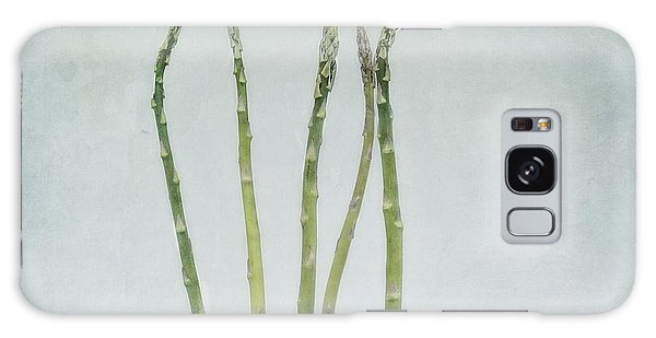 A Bunch Of Asparagus Galaxy Case