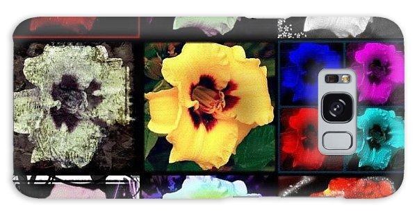 Edit Galaxy Case - A Dozen Blooms by Mari Posa