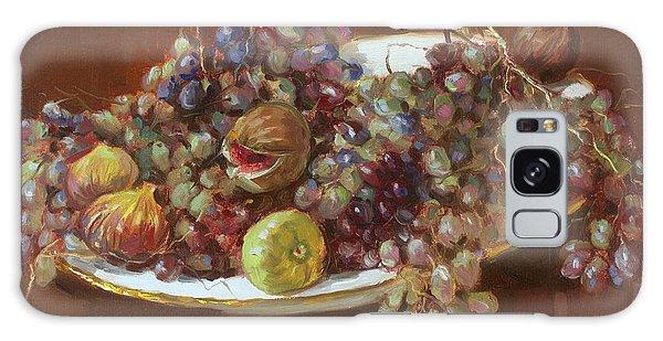 Grape Galaxy Case - A Greek Summer Plate by Ylli Haruni