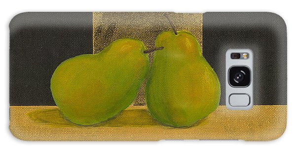 A Pair Of Pears Galaxy Case