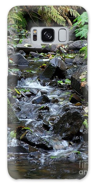 A Peaceful Stream Galaxy Case by Chalet Roome-Rigdon