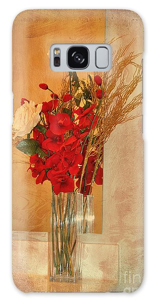 A Rose By Any Other Name Galaxy Case by Kathy Baccari