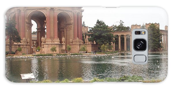 A View Of Palace Of Fine Arts Theatre San Francisco No One Galaxy Case