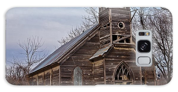 Abandoned Church Galaxy Case