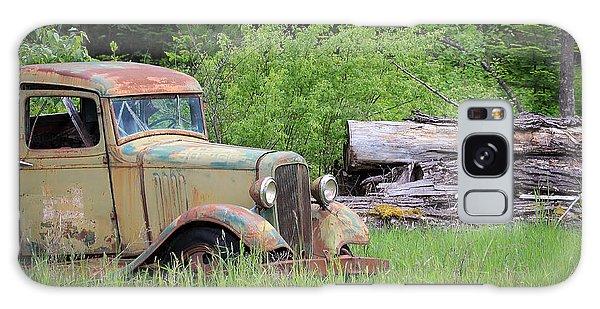 Abandoned Galaxy Case by Steve McKinzie