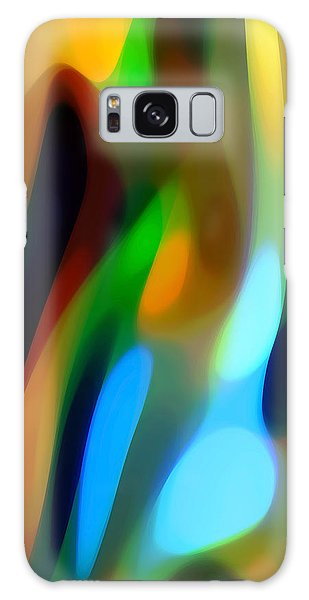 Abstract Garden Light Galaxy Case