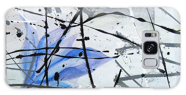 Abstract Impressionist Galaxy Case