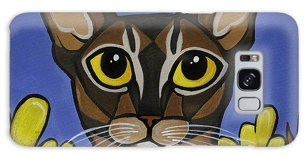Abyssinian  Galaxy Case