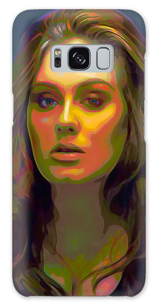 Adele Galaxy S8 Case - Adele by  Fli Art